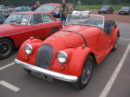 MORGAN 4/4 TOURER