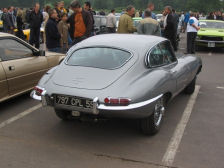JAGUAR TYPE E S1