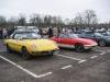 Alfa Romeo et Lotus Elan