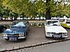 Renault 16 automatic (blanche) et TX