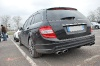 Mercedes C63 AMG Break