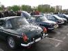 MG B cabrio et GT